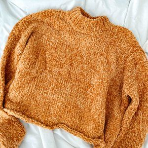 Urban Outfitters Chenille Sweater